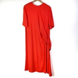 WNDERKAMMER Clean Drape Dress 100% Bamboo